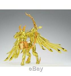 Bandai Saint Seiya Myth Cloth Ex Seiya en armure d'or du Sagittaire Sagittariu