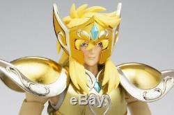 Bandai Saint Seiya Myth Cloth Hyoga Cygnus Aquarius Ex NUOVO