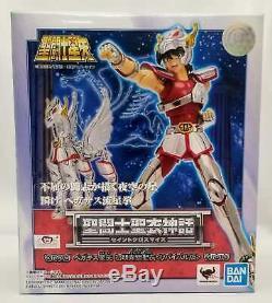 Bandai Saint Seiya Myth Cloth Pegasus Seiya Revival Ver USA