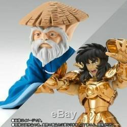 Bandai Saint Seiya OCE Cloth Myth EX Libra Dohko & ROSHI Original Color Edition