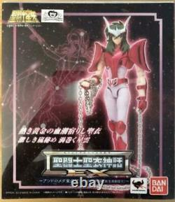 Bandai Saint Seiya Saint Cloth Myth EX Andromeda Shun New Bronze Cloth Figure