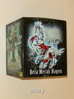 Bandai Saint Seiya Saint Cloth Myth EX Beta Merak Hagen Action Figure NEW