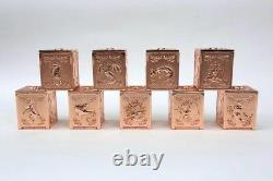 Bandai Saint Seiya Saint Cloth Myth Phoenix Early Bronze Ikki Revival In Hand