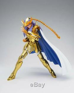 Bandai Saint Seiya Saintia Sho Myth Cloth Ex Gold Saint Scorpio Milo