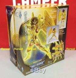 Bandai Tamashii 2014 Saint Seiya Omega Cloth Myth Gold Sagittarius Action Figure