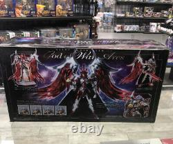 Bandai Tamashii Saint Seiya Myth Cloth EX God Of War Ares USA