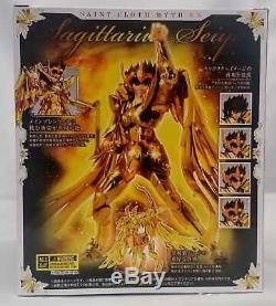 Bandai Tamashii Saint Seiya Myth Gold Cloth EX Sagittarius Seiya USA