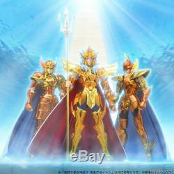 Cavalieri dello Zodiaco Saint Seiya Cloth Myth EX Poseidon Julian Solo Bandai