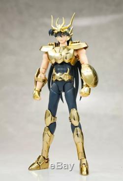 Cloth Myth EX Shiryu 30th V2 Gold Bandai Asian New