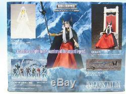 FROM JAPANSaint Seiya Cloth Myth Polaris Hilda Action Figure Bandai