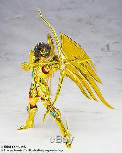 FROM JAPANSaint Seiya Cloth Myth Saint Seiya Omega Sagittarius Seiya Actio