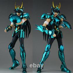 GT Great Toys Saint Seiya Cloth Myth EX Final Bronze Dragon Shiryu metal