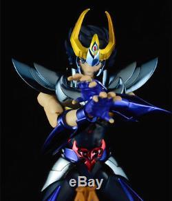 GT Great Toys Saint Seiya Cloth Myth EX Final Bronze Phoenix Ikki metal cloth