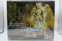 Gemini Saga God Cloth Soul of Gold Saint Seiya Myth EX Tamashii BANDAI