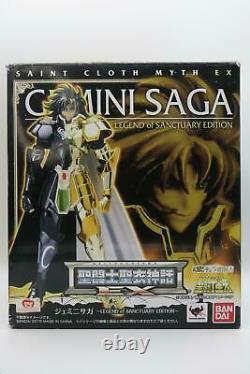 Gemini Saga Legend of Sanctuary Saint Seiya Cloth Myth EX Tamashii BANDAI