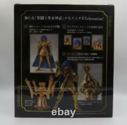 Gemini Saga Saint Seiya Myth Cloth EX Tamashii BANDAI