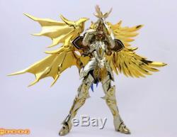 Gemini Saga soul of gold Divine armor Saint Seiya Myth Cloth EX SOG action figur