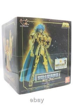 Gemini Saga with BONUS Effects Saint Seiya Myth Cloth EX BANDAI Tamashii