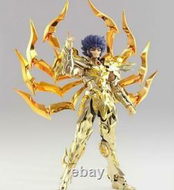 Great Toys Saint Seiya Myth Cloth SOG EX Cancer DeathMask Action Figure
