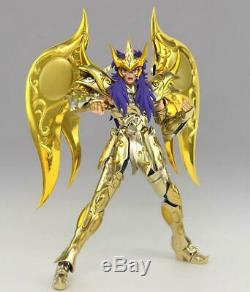 Great Toys Saint Seiya Myth Cloth Soul of God EX Scorpio Milo Figure Presale