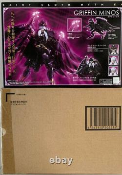 Griffon / Griffin Minos Bandai Saint Seiya Myth Cloth Ex Surplice Hades