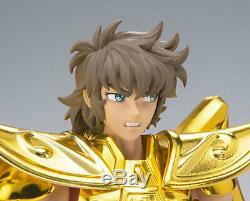 IN STOCK Saint Seiya Myth Cloth Gold EX Sagittarius Aiolos Action Figure Bandai