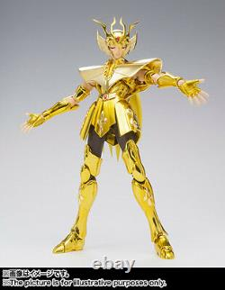 In STOCK BANDAI Saint Seiya Myth Cloth EX Virgo Shaka Figure