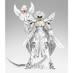J Model Saint Seiya Myth Cloth EX Ophiuchus Serpentaire Odysseus Silver Presale