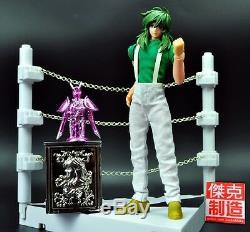 Jacksdo Saint Seiya Myth Cloth EX Andromède Shun Casual Wear Ver Action Figurine