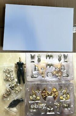 Jmodel Saint Seiya Cloth Myth EX Soul of Gold SOG Taurus Aldebaran metal cloth