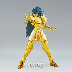 LC Saint Seiya Cloth Myth EX Gold Gemini Kanon model figure