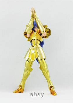 LC Saint Seiya Cloth Myth EX Gold Gemini Saga model figure