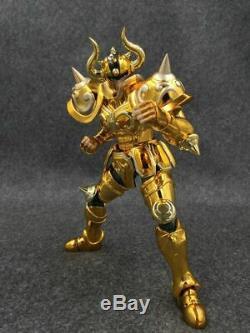 LC Saint Seiya Cloth Myth EX Gold Taurus Aldebaran