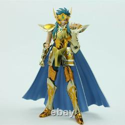 MC Saint Seiya Cloth Myth EX Gold Aquarius Camus models metal cloth
