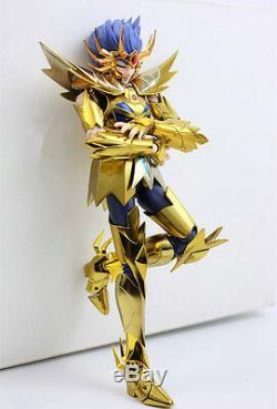 MC Saint Seiya Cloth Myth EX Gold Cancer Death Mask model metal cloth