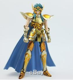 MC Saint Seiya EX Aquarius / Verseau Camus Myth Cloth Action Figure