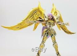 MC Saire Saint Seiya Myth Cloth Soul of God SOG EX Aries Bélier Mu Action Figure