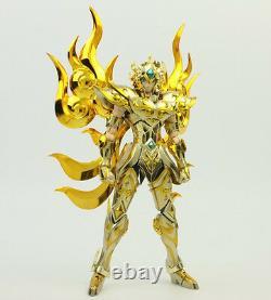 MC Saire Saint Seiya Myth Cloth Soul of God SOG EX Leo Lion Aiolia Action Figure