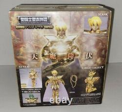 NEW- BANDAI Saint Seiya Myth Gold Cloth Virgo Shaka