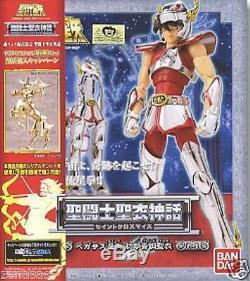 New Bandai Saint Seiya Saint Cloth Myth Pegasus Seiya Initial Bronze From Japan
