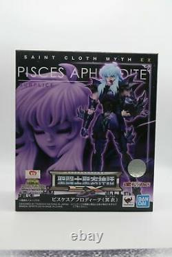 Pisces Aphrodite Specter Surplice Saint Seiya Myth Cloth EX BANDAI
