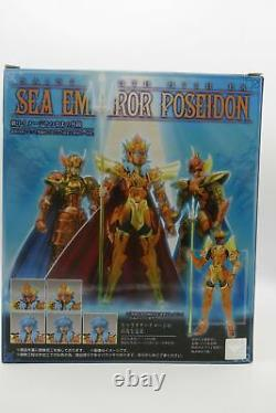 Poseidon Mariner Scales Saint Seiya Myth Cloth EX BANDAI Tamashii