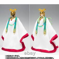 Premium Bandai Saint Seiya Myth Cloth EX Aries Shion (Surplice) & The Pope set