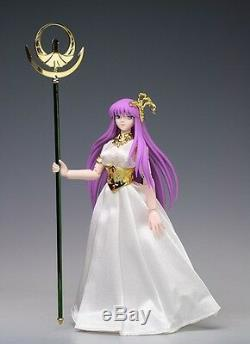 Premium Bandai Saint Seiya Myth Cloth Saori Kido Athena Lady Isabel Esposta