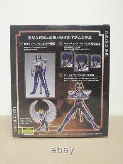 READY Bandai Saint Seiya Cloth Myth EX Phoenix Ikki V2 Revival Ver Action Figure