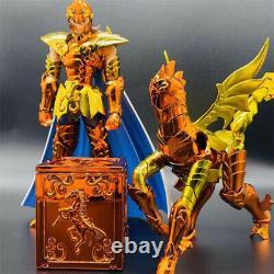 RH Saint Seiya Myth Cloth EX 9 Poseidon Pandora Box Set
