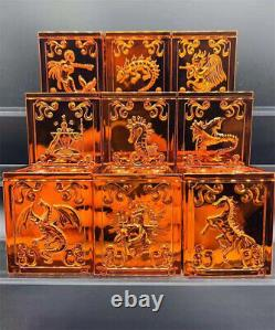 RH Saint Seiya Myth Cloth EX 9 Poseidon Pandora Box Set Présalé