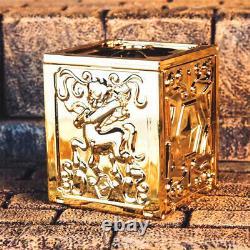 RH model Saint Seiya Cloth Myth 12 cloth boxes for Bandai EX Gold Saint Knight