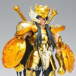 SAINT CLOTH MYTH EX LIBRA SHIRYU Golden Premium Bandai FEB PB