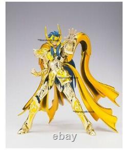 SAINT SEIYA SOUL OF GOLD Myth Cloth EX God Camus Aquarius / Acquario